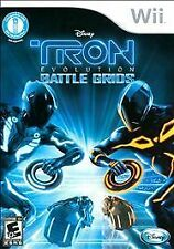 BRAND NEW Sealed Tron: Evolution - Battle Grids (Nintendo Wii, 2010)