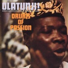 Drums of Passion by Babatunde Olatunji (CD, Oct-1990, Columbia (USA))