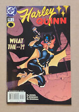 DC Comics Harleyquinn Issue 10, BATGIRL COVER RARE Suicide Squad, batman related