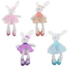 Soft Baby Toys Cute Bunny Rabbit Soothe Doll Plush Stuffed Toys for Newborns