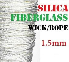 1.5mm High Quality Silica Rope Wick Temp > 1200°C Perfect for Atty's
