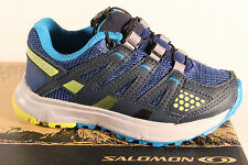 Salomon Sport Sneakers Running Shoes XR Mission K Blue New