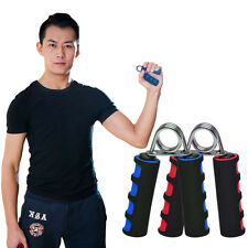 Wrist Fitness Foam Hand Arm Exercise Grippers Grip Forearm Heavy Strength Grips