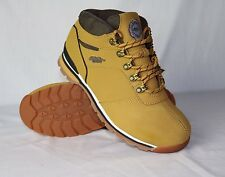 MENS CAMEL COMFORTABLE HIKING BOOTS UK SIZES 6-11