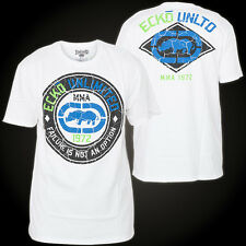 Ecko Unltd. MMA T-Shirt Seal White