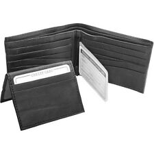 Bi-Fold Mens Leather Wallet