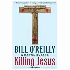 *LIKE NEW COND*  KILLING JESUS by Bill O'Reilly & Martin Dugard (2013) HARDCOVER