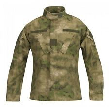 PROPPER ACU COAT BATTLE RIP 65/35 POLY COTTON ATACS FG