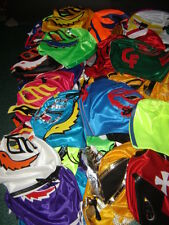 LOT 75 KIDS MIXED MEXICAN WRESTLING MASK wholesale FREE SHIPPING envio gratis *