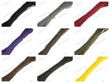 PARACORD Parachute Survival Cord 550LB 100ft 7 strand outdoor Camping 10 colors