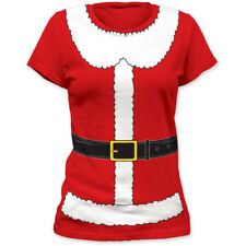 Mrs. Santa Claus Womens T-Shirt Costume Christmas St. Nick Xmas Adult New