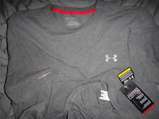 UNDER ARMOUR LOOSE CREW NECK CHARGED COTTON SHIRT 3XL XL MENS NWT $$$$