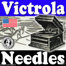 VICTROLA NEEDLES for gramophone phonograph for shellac 78rpm records - Variety