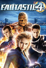 Fantastic Four (DVD, 2009, Widescreen Movie Cash)