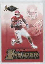 2007 Press Pass Collectors Series #II-17 Adrian Peterson Oklahoma Sooners 0c5