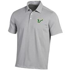 Men's South Florida USF Bulls Under Armour Kirkby Golf Polo