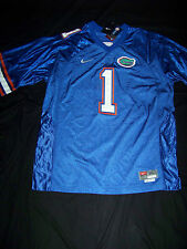 Nike Men's University of Florida UF Gators #1 Sewn Jersey NWT