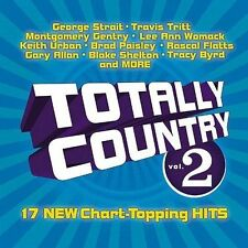 Totally Country, Vol. 2 by Various Artists (CD, Oct-2002) - COUNTRY MUSIC CD