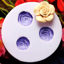 Resin silicone reusable flower mold mould resin jewelry making crafts hairpieces
