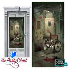 SINISTER SURGERY HALLOWEEN DOOR COVER Horror Poster Decoration Party Prop 241170