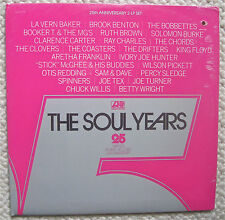 "1973-""SOUL YEARS""--ATLANTIC RECORDS 25TH ANNIVERSARY --VINYL 2-LP SET--SEALED"