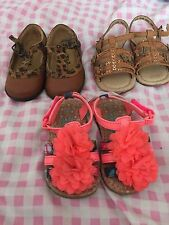 Girls Size 3 And 4 Shoes/sandals