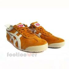 Shoes Onitsuka Tiger Mexico 66 D6E9L 7102 man Tan Off white
