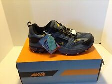 AVIA JAG TRAIL TERRAIN ATHLETIC RUNNING SNEAKER SHOES GRAY NEW IN BOX