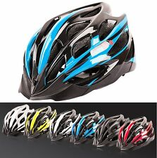 23 Holes Adjustable Bike Bicycle Cycling Safety Helmet Fit 55-61CM