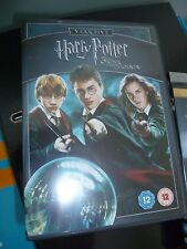 Harry Potter And The Order Of The Phoenix (DVD, 2009)
