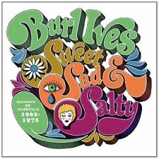 Sweet. Sad & Salty Burl Ives Audio CD