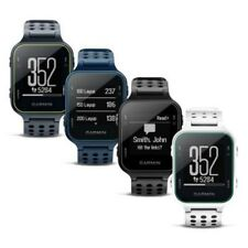 NEW Garmin Approach S20 Preloaded Golf Range Finder GPS Watch 2016 Choose Color!