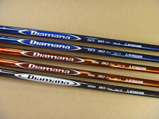 New Mitsubishi Diamana Driver Shaft W/ TaylorMade R11S Adapter Choose Flex