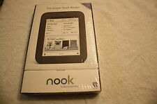 """BRAND NEW! BARNES & NOBLE NOOK SIMPLE TOUCH READER 2GB+WI-FI, 6"""""""