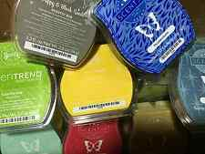 Scentsy Current & Discontinued Fragrances 2.6 oz.Bars 8 cube Scented Wax Melts