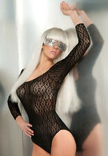 Lady Gaga Lace Body Suit adult costume