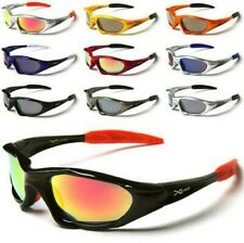 NEW X-LOOP SPORTS SUNGLASSES CYCLING MENS LADIES BOYS  WRAP UV400