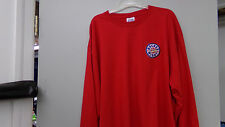 Hockey Night In Canada Embroidered Long Sleeve Adult T-Shirt S-6XL Brand New!