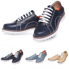 Mooda Mens Oxfords Shoes Casual Formal Lace up Dress Shoes Seven