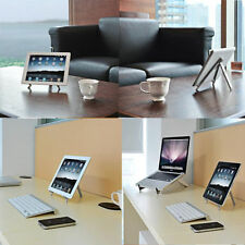 Universal Aluminum Foldable Holder Stand Mount For iPad Air Mini iPhone Tablet
