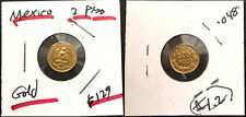 Mexico Gold 2 Pesos--1945--the best small bullion value gold coin on market  #1