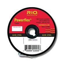 Rio Products Fly Fishing Powerflex Tippet Guide Spool - 110yds