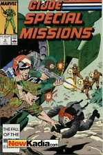 G.I. Joe Special Missions (1986 series) #8 in Near Mint condition