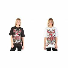 Love Moschino Womens/Ladies Short Sleeve T-Shirt With Decorative Design
