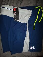 UNDER ARMOUR HEATGEAR RUNNING TENNIS SHORTS SIZE L MEN NWT $32.99