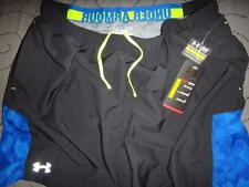 UNDER ARMOUR PERFORMANCE HEATGEAR RUNNING SHORTS SIZE XL L MEN NWT $37.99