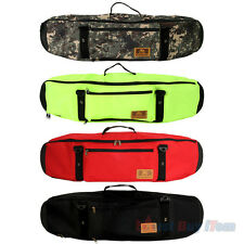 Skateboard Backpack Longboard Skate Cruiser Board Carry Travel Outdoor Sport Bag
