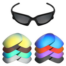 MRY POLARIZED Replacement Lenses for-Oakley Split Jacket Sunglasses -12 Colors