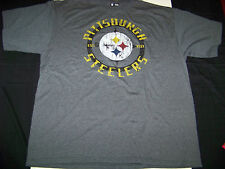 NFL Team Apparel Pittsburgh Steelers Men's T-Shirt NWT