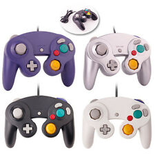 Shock Wired Game Controller Pad Joystick for Nintendo Gamecube GC Wii Fast Ship